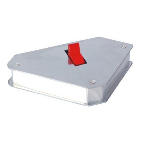 Magnet 45 a 90, 150x130x30 s vypínači