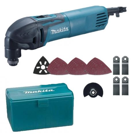 MAKITA Multifunkční bruska TM3000CX4
