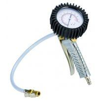 Měřič tlaku v pneumatikách Profi - Einhell Grey
