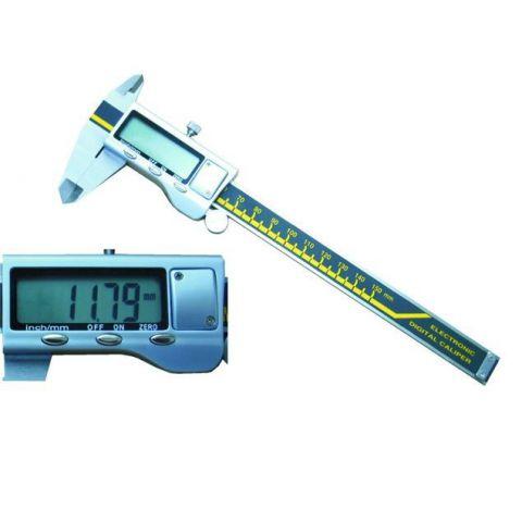 Měřítko posuvné 150 mm digitální-nerezové