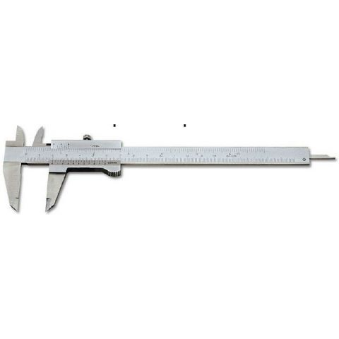Měřítko posuvné 150 mm-šroubek monoblok