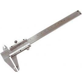 Měřítko posuvné kovové, 150mm, rozlišení 0,05mm, EXTOL CRAFT