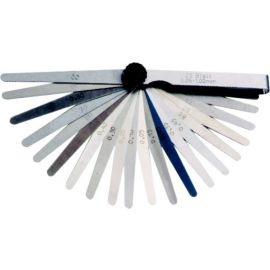 Měrka spárová 20 listů 0.05-1mm