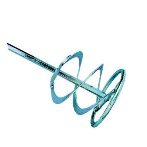 Míchač spirálový, pozinkovaný 12x60 cm