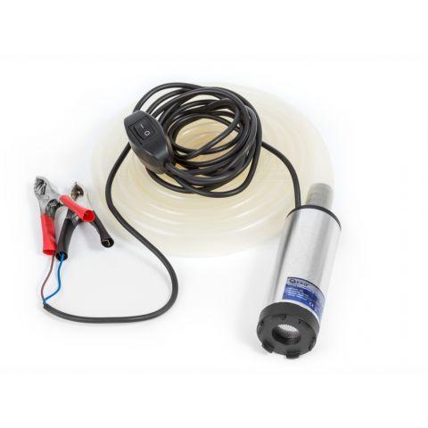 Mini čerpadlo na naftu 12V, 12l/min, hadice 3m GEKO