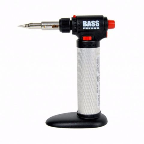 Mini plynová pájka, hořák 3v1 BASS