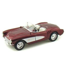 Model automobilu Chevrolet Corvette 1957 YATMING