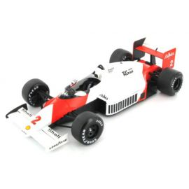 Model automobilu Formule McLaren F1 MP4 2B 1985 SOLIDO