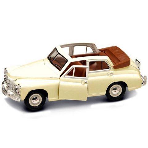 Model automobilu GAZ M20 Pobeda cabrio YATMING