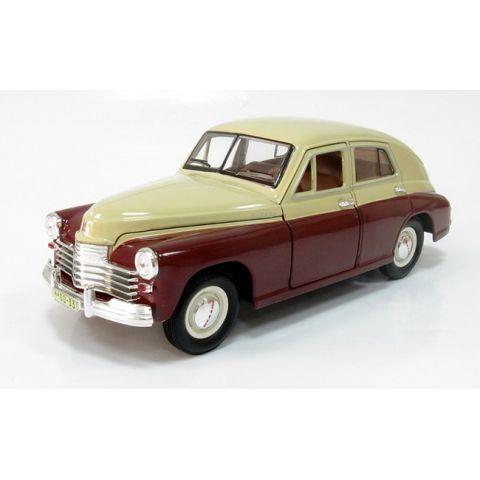 Model automobilu GAZ M20 Pobeda YATMING