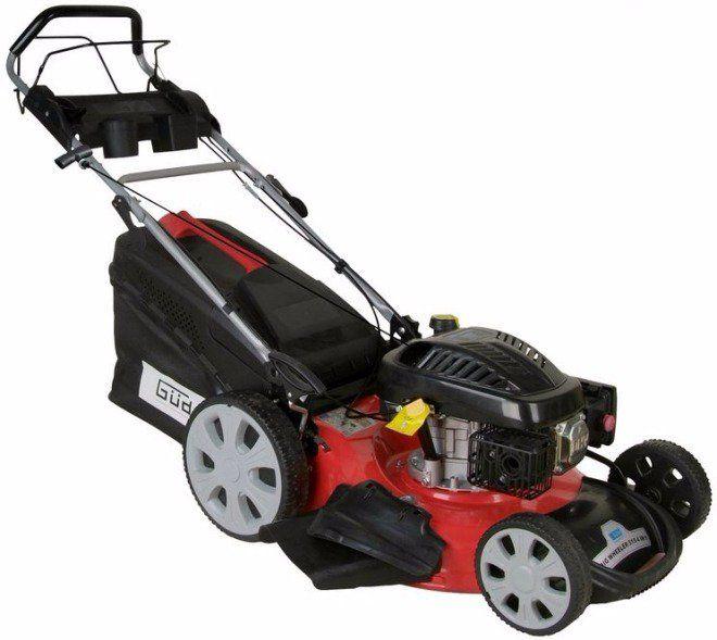 Motorová sekačka na trávu BIG WHEELER 515 4in1 GÜDE Nářadí-Sklad 1 | 46