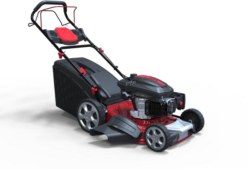Motorová sekačka na trávu s pojezdem 502mm, 3,1kW BIG WHEELER 514.5 R GÜDE Nářadí-Sklad 1 | 0