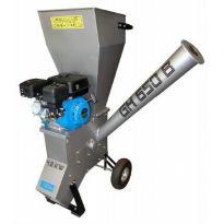Motorový drtíč zahradního odpadu GUDE GH 650 B
