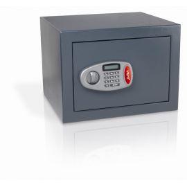 MOTSA30ELF Electronický trezor - ohnivzdorný POWERPLUS
