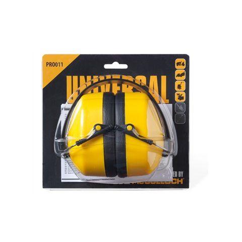 Mušlové chrániče sluchu PRO011 UNIVERSAL