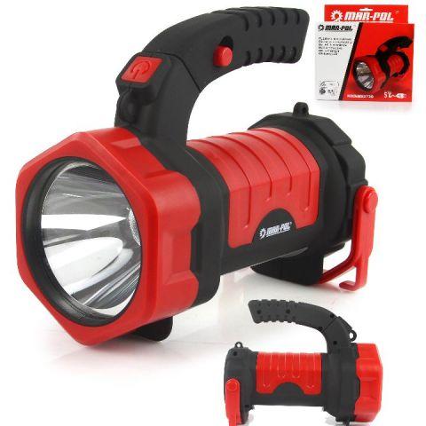 LED svítilna 3W, 220lm, 3,7V Li-Lon MAR-POL