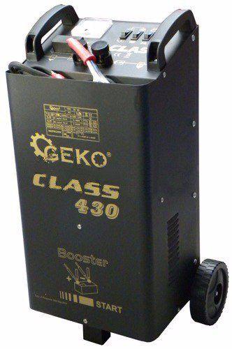 Nabíjecí zdroj se startem CLASS 430 GEKO