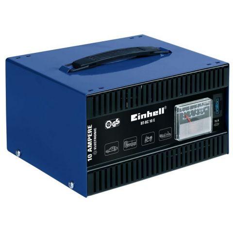 Nabíječka baterií BT-BC 10 E Einhell Blue