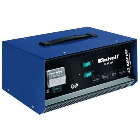 Nabíječka baterií BT-BC 22 E Einhell Blue