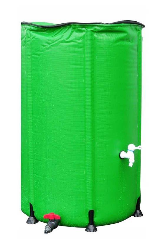 Nádrž na dešťovou vodu skládací PVC 250l BASS