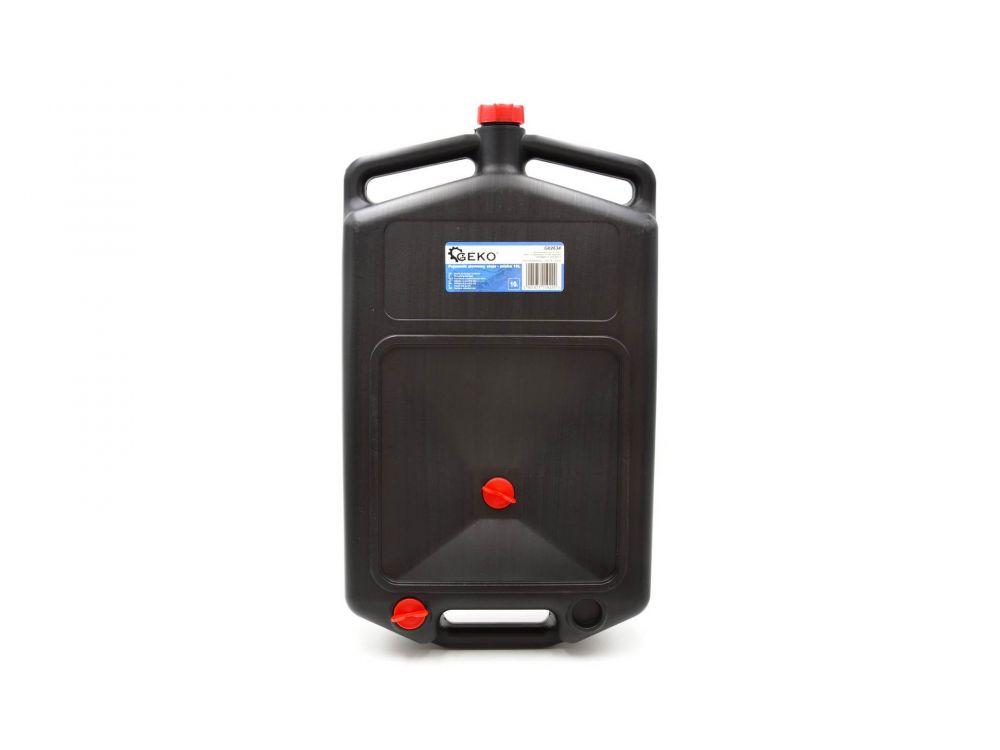 Nádržka, miska na použitý olej 10l GEKO