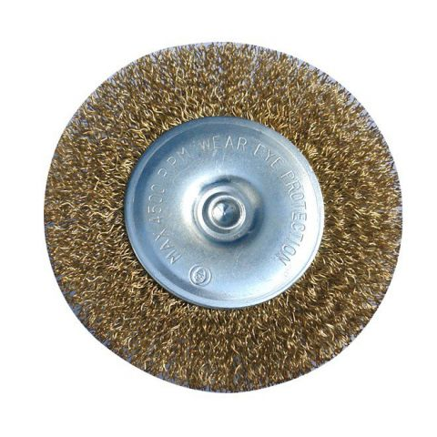 Náhradní kartáč k čističi spár (94333) GFR 400 GÜDE