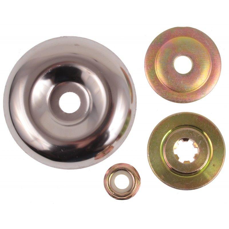 Náhradní matice, zvonec, podložka, příruba ke křovinořezu NAC *HOBY 0.18Kg LC-50-179
