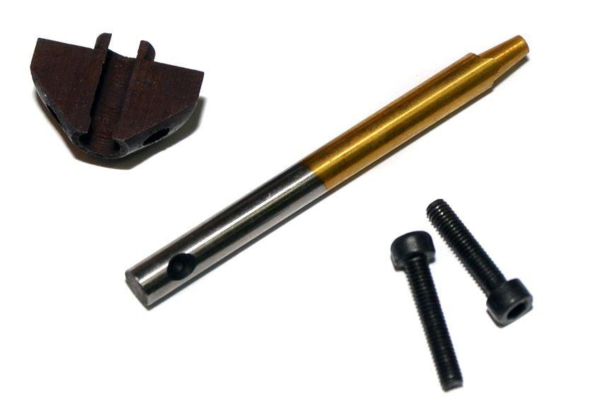 Náhradní matrice a razník pro elektrické nůžky / prostřihovač na plech MAR-POL (JN1601)