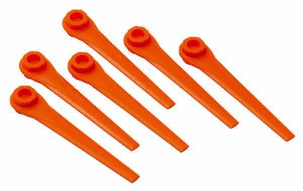 Náhradní nožíky pro Accu-trimmer 8840, 8841, 2417, sada 20 ks (5368-20) Nářadí-Sklad 1 | 0