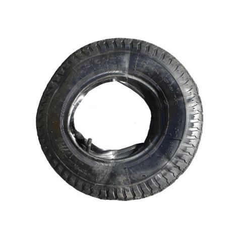 Náhradní pneumatika + duše pro kolo nafukovací 3.25-8 2PR GEKO
