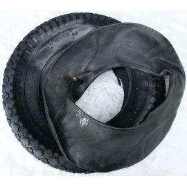 """Náhradní pneumatika + duše pro kolo nafukovací 4""""/R8 MAR-POL"""