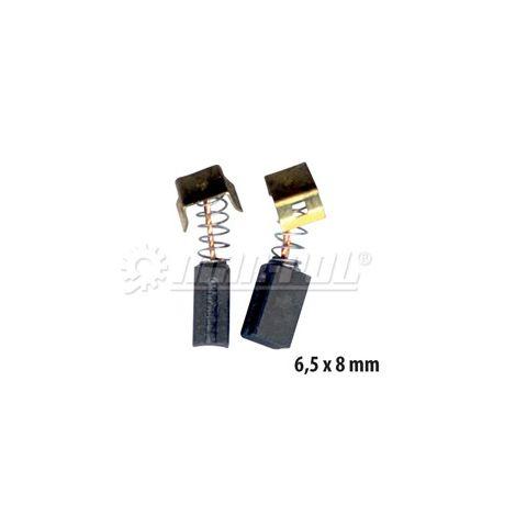Náhradní uhlíky k elektrickému nářadí 6,5x8 mm MAR-POL