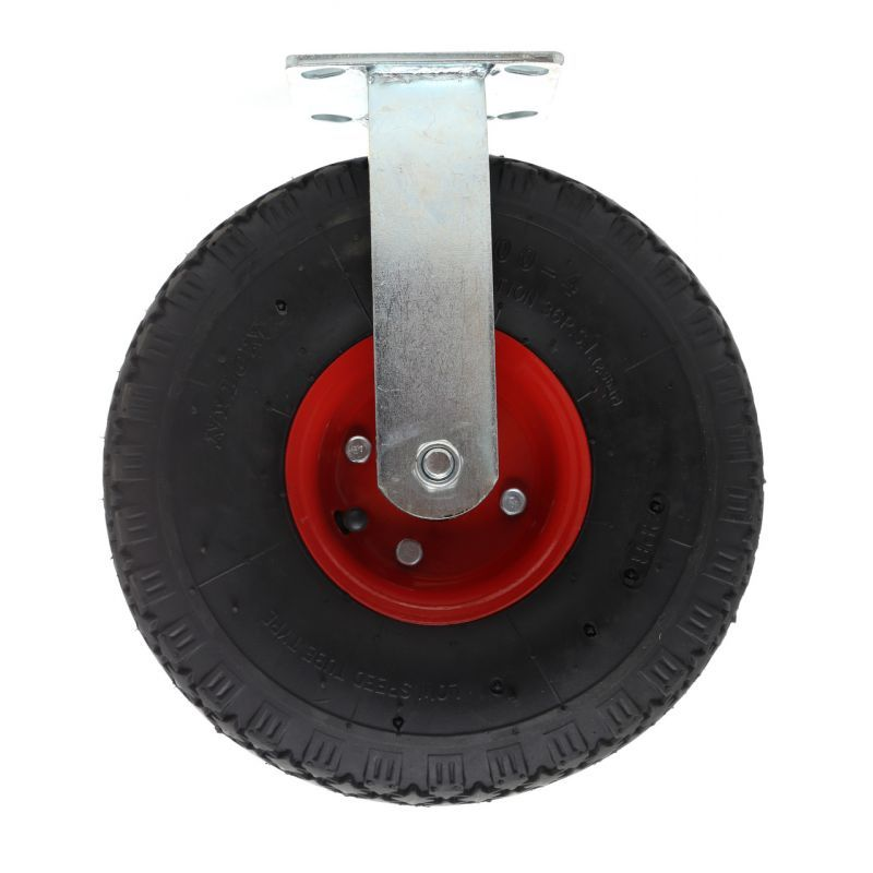 """Náhradní univerzální kolečko pro přepravní vozíky pevné 11"""" KD466 KRAFT&DELE"""