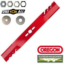 Náhradní univerzální mulčovací nůž k sekačce 45cm OREGON