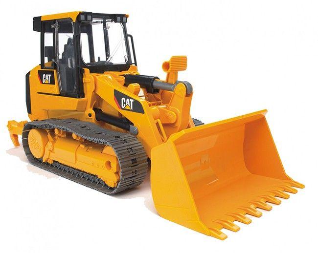 Nakladač pásový Caterpillar 02447 BRUDER Nářadí-Sklad 1 | 0