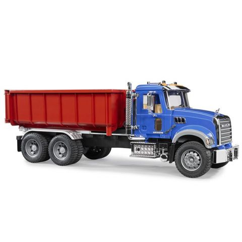 Nákladní auto MAC Granite s kontejnerem 02822 BRUDER