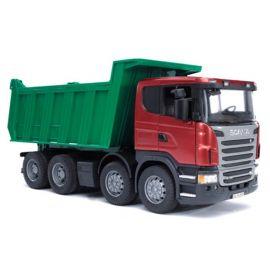 Nákladní auto, sklápěč Scania LKW 03550 BRUDER