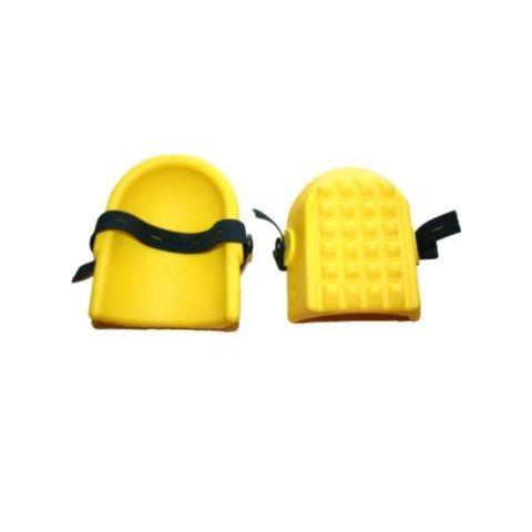 Nákolenky žluté 2 ks