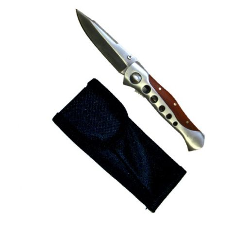 Nůž kapesní s pouzdrem, klipsou