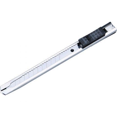 Nůž ulamovací celokovový nerez, 9mm, INOX NEREZ, EXTOL CRAFT