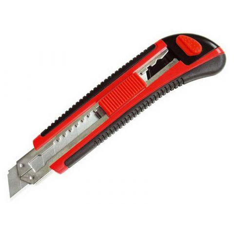 Nůž ulamovací s kovovou výztuhou, 18mm, EXTOL PREMIUM