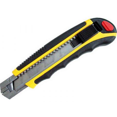 Nůž ulamovací s kovovou výztuhou, 25mm, EXTOL PREMIUM