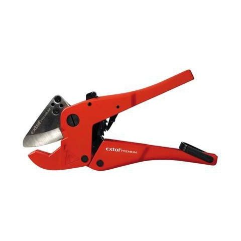 Nůžky na plastové trubky EXTOL Premium 0-42mm (8848001)