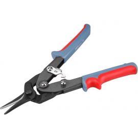 Nůžky na plech ALLPRO převodové, 255mm, rovné, EXTOL PREMIUM