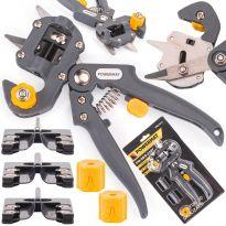 Nůžky roubovací 210mm, pro průměry větví 3-10mm, ostří SK-5, PM-SDO-310T POWERMAT