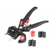 Nůžky roubovací 215mm, pro průměry větví 5-12mm, nylonová rukojeť, EXTOL PREMIUM