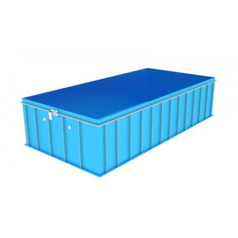 Obdélníkový bazén BO-6x2x1.5 KAXL
