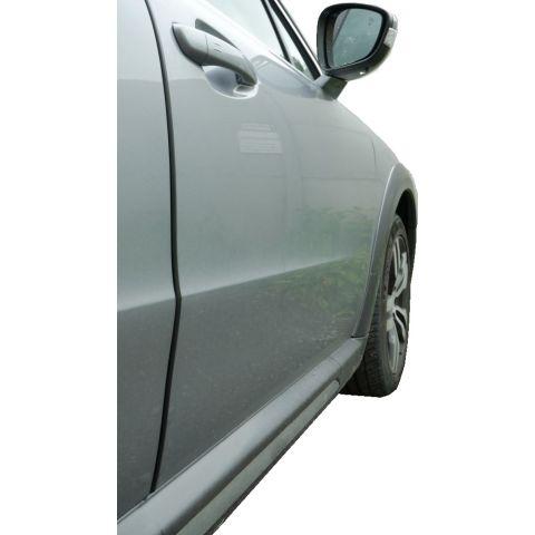 Ochranná lišta na dveře auta 2ks 65cm CARCOMMERCE (různé barvy)