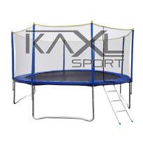 Ochranná síť pro trampolínu 370 cm