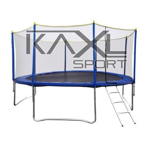 Ochranná síť pro trampolínu 430 cm